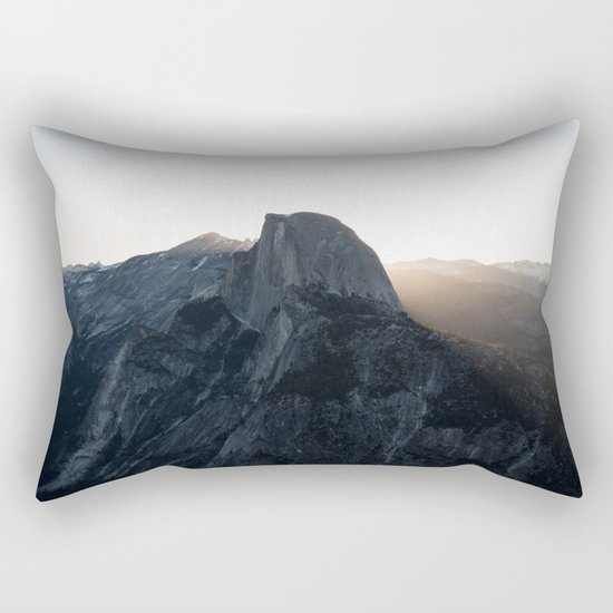 Beautiful Yosemite 2 Rectangular Pillow