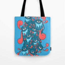 Of the Beholder Tote Bag