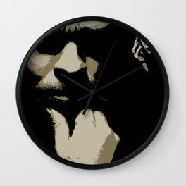 Juxtapose I Wall Clock