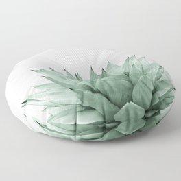 Agave Green Summer Vibes #1 #tropical #decor #art #society6 Floor Pillow