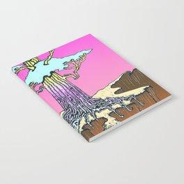 Acid Tree Notebook