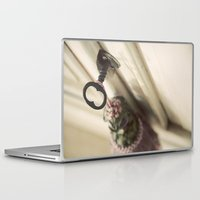 key Laptop & iPad Skins featuring Key by Nuria Esquina