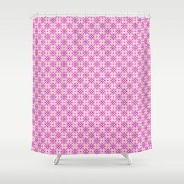 Powerful Flower Shower Curtain