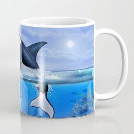 THE ORCA FAMILY Coffee Mug
