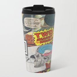 Strychnine Summertime Metal Travel Mug