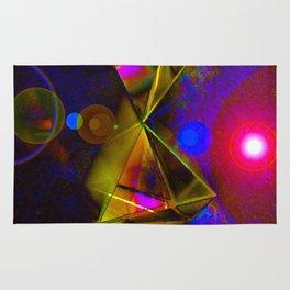 Blackhole Prism Rug