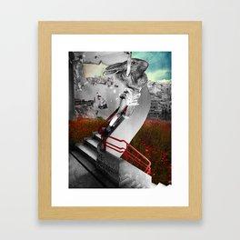 The Underground Youth Framed Art Print