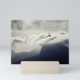 Cristo Redentor Mini Art Print
