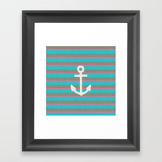 STAY II Framed Art Print