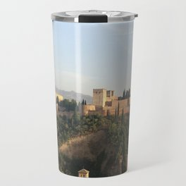 Alhambra Travel Mug