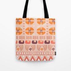 Nostalgic Summer Tote Bag
