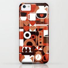 Coffee Story iPhone 5c Slim Case