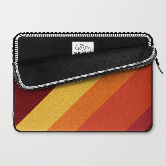 Retro 70s Color Palette II Laptop Sleeve