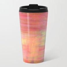 Sunset Background Travel Mug