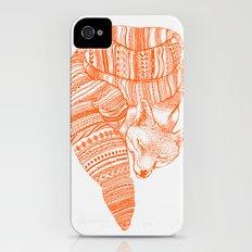 FOX IN THE SNOW Slim Case iPhone (4, 4s)
