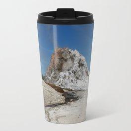 White Dome Travel Mug