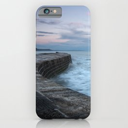 Sunset Over the Cobb iPhone Case
