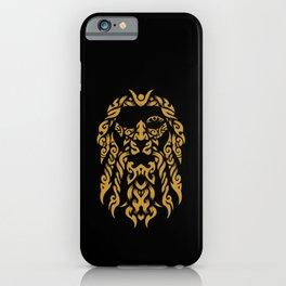 Viking God Odin - Allfather In Asgard - Raven God iPhone Case