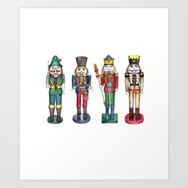 The Nutcracker Suite Art Print
