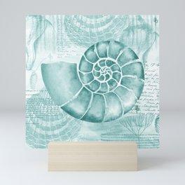 The Nautilus Mini Art Print
