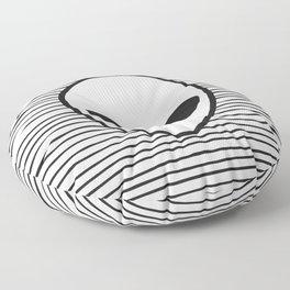 Alien Floor Pillow