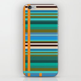 Stripes I iPhone Skin