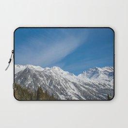 Rogers Pass Summit Laptop Sleeve