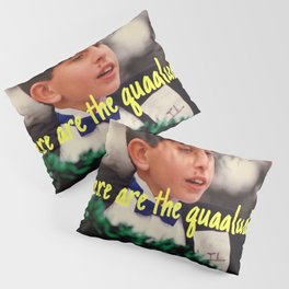 Where are the quaaludes? Pillow Sham