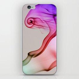 Smoke Compositions III iPhone Skin