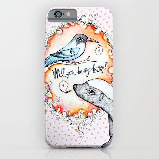 Be my honey? iPhone & iPod Case