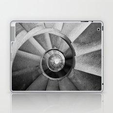 La Sagrada Familia Spiral Staircase Laptop & iPad Skin