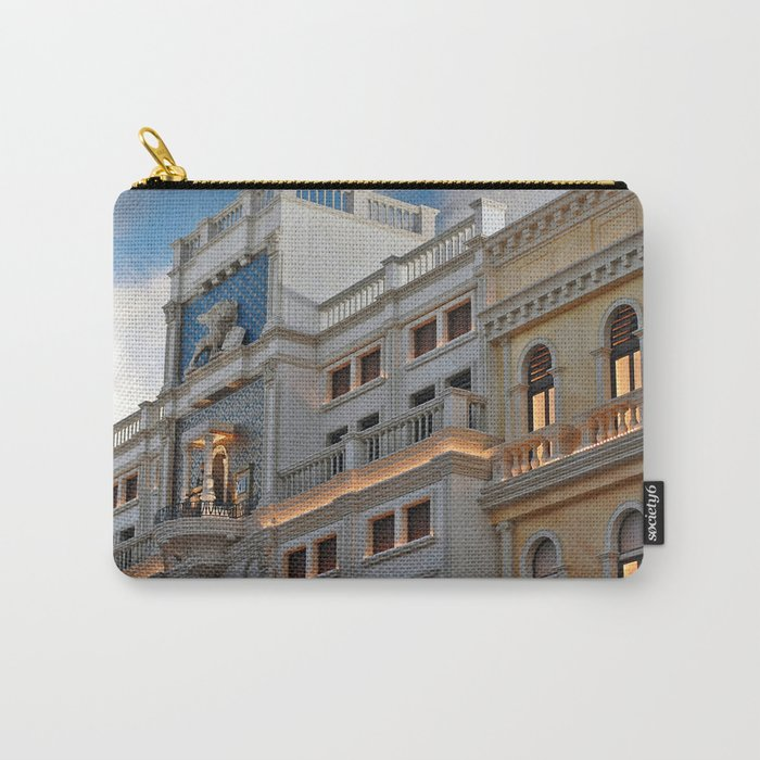 Venetia Las Vegas (Graned Canal Shoppes) Carry-All Pouch