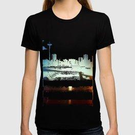 Sea-Tac At Sunset T-shirt