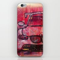 bmw iPhone & iPod Skins featuring BMW VIBES by Chantal S Goulet | Goulet ArtFusion
