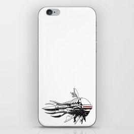 Punkfish iPhone Skin