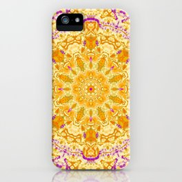 mandala fun 3181 iPhone Case