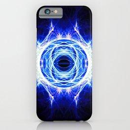 Frosty Eye iPhone Case