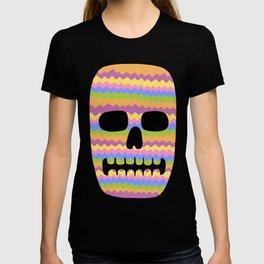 Zig-Zag Skull T-shirt