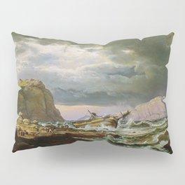 Shipwreck On The Norwegian Coast - Digital Remastered Edition Pillow Sham