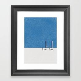 Summer Is Ready! Framed Art Print