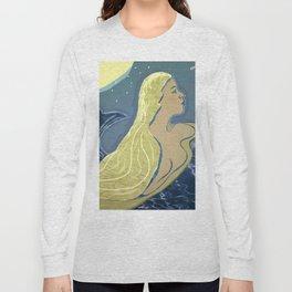 Mermaid / Venus Long Sleeve T-shirt