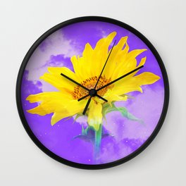 It's the sunflower Wall Clock