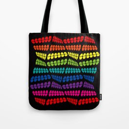 Happy Stucture Tote Bag