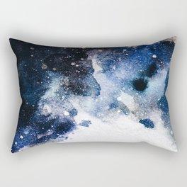 Between airplanes Rectangular Pillow