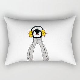 Edwardo, The Penguin Rectangular Pillow