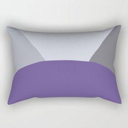 DeYoung Ultra Violet Rectangular Pillow