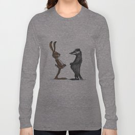 Hare & Badger Long Sleeve T-shirt
