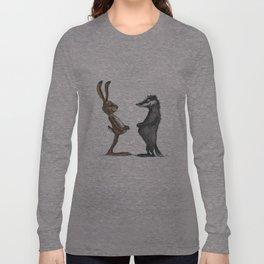 Hare & Badger Long Sleeve T-shirt
