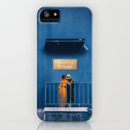 love traveling iPhone Case