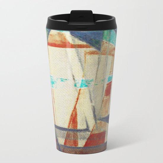 Stilt House 4 Metal Travel Mug
